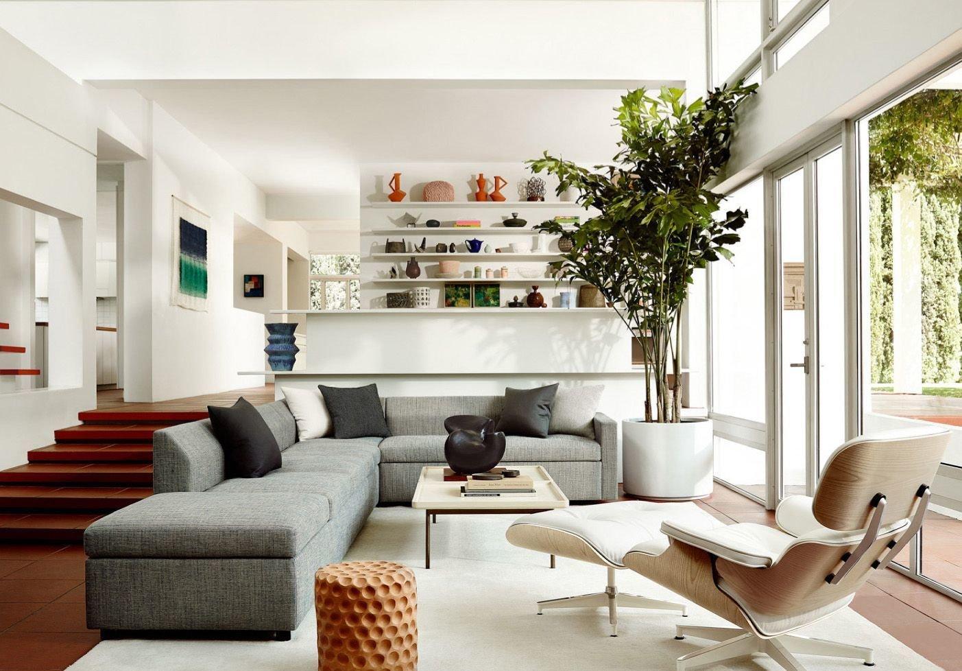 Natural Light Inspiration Living Room