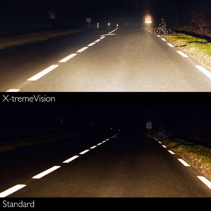 Philips Headlights Comparison