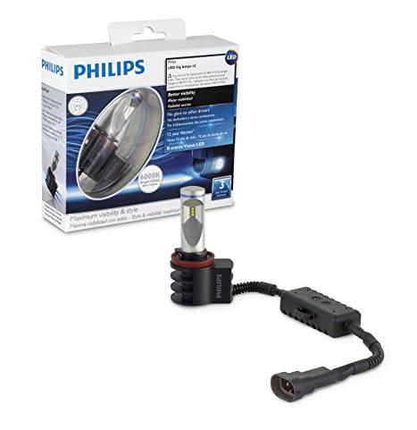 Philips X-Treme Vision Fog Light Packaging