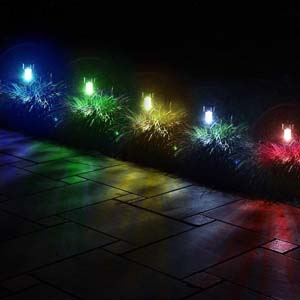 Solar Christmas Pathway Lights.Best Christmas Pathway Lights Light Stakes Walkway Lights