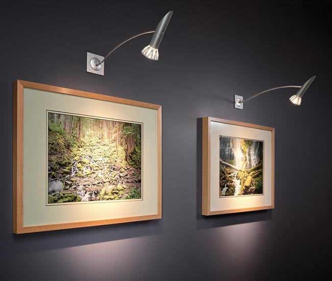Wall Lit Pictures Artwork
