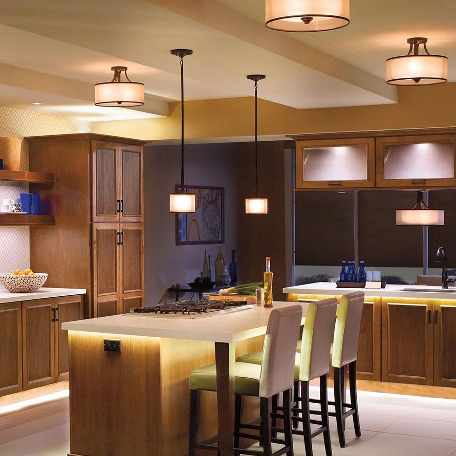 10 Beautiful Kitchen Lighting Ideas Fixtures Island