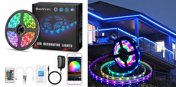 Kwanan LED Strip Lights