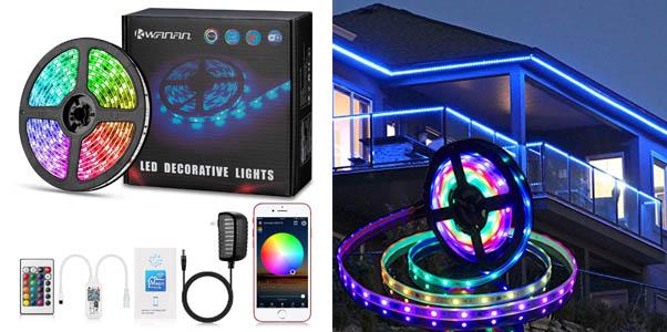 Kwanan LED Strip Lights