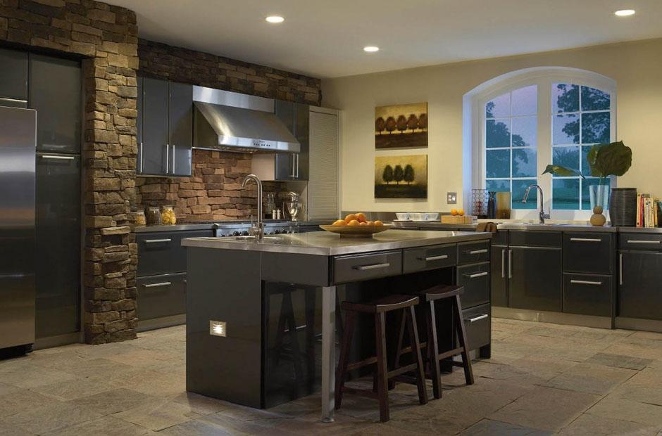 Recessed Kitchen Lighting Fixtures