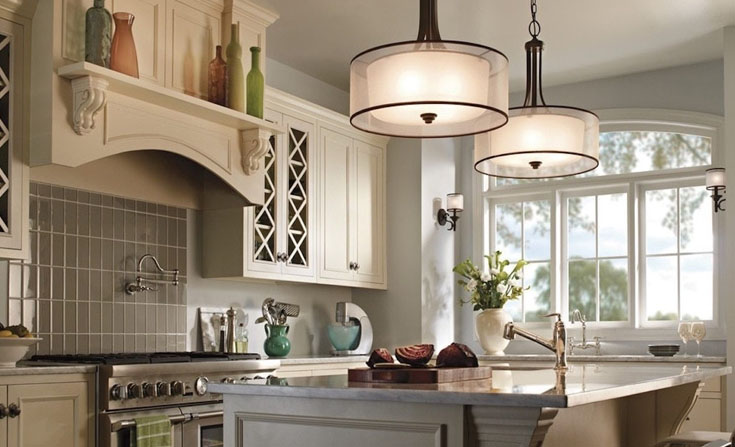 Retro Kitchen Lighting Ideas and Inspiration
