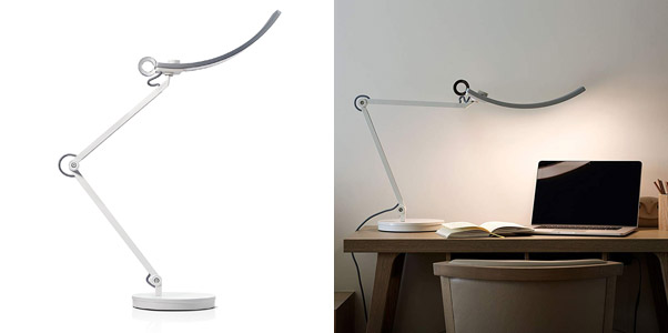 5. BenQ e-Reading Curved LED Desk Lamp
