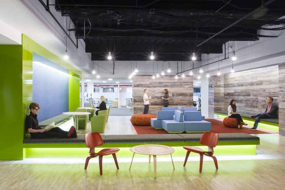 Adjustable Office Lighting Ideas