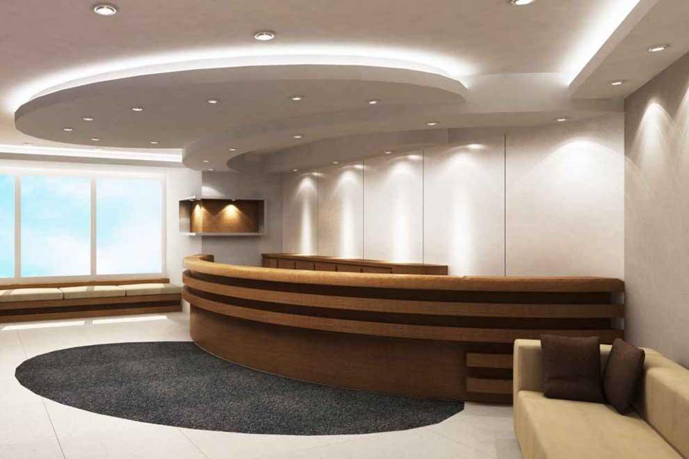Adjustable overhead Office Lighting Ideas
