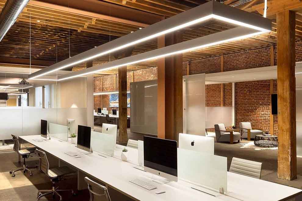 Corrective Lighting Ideas for the Office