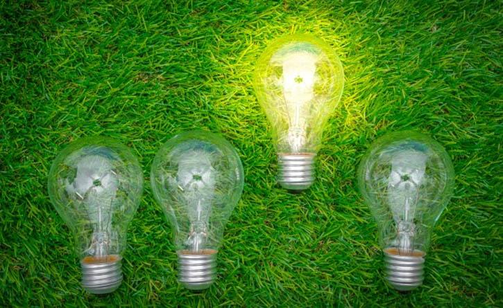 Energy Saving Outdoor Lighting