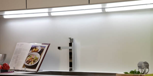 T4 Light Tubes for Under Cabinet Lighting