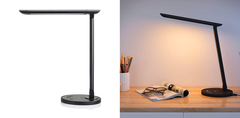 TaoTronics TT-DL13B LED Desk Lamp Eye-caring Desk Lamps