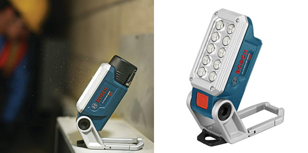10. Bosch Cordless Work Light Review