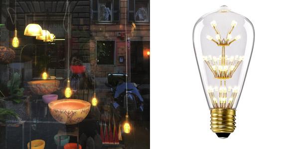 3. Kiven ST64 Vintage Edison Design