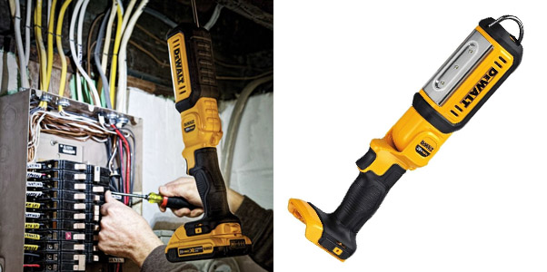 6. Dewalt DCL050 Bare Tool Area Light