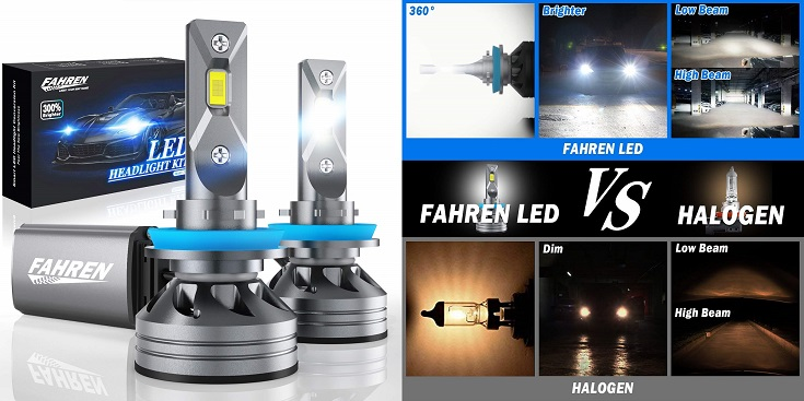 Fahren H11 LED Headlight Kit