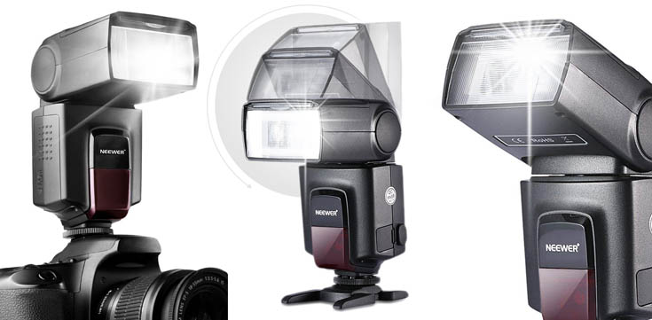 Neewer TT560 Flash Speedlite Review