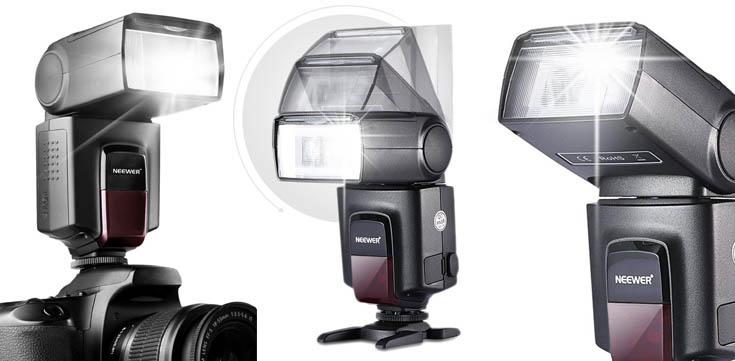Neewer TT560 Flash Speedlite Review
