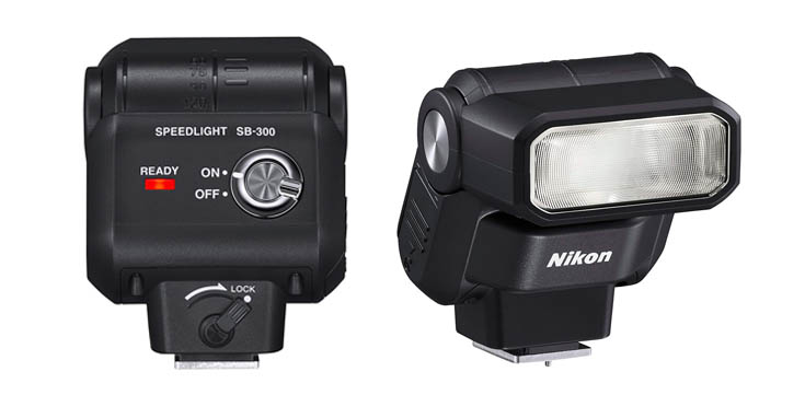 Nikon SB-300 AF Speedlight Flash for Niokon