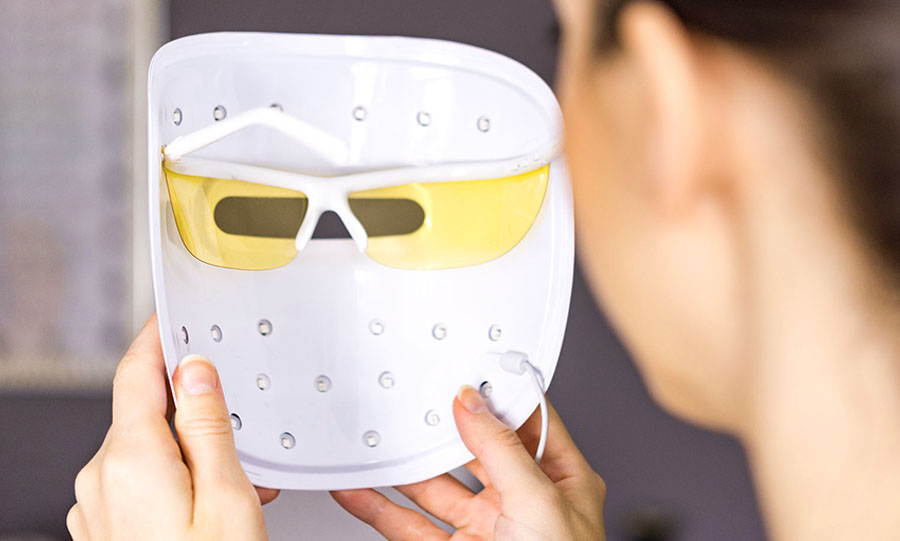 Benefits of LED Therapy Masks