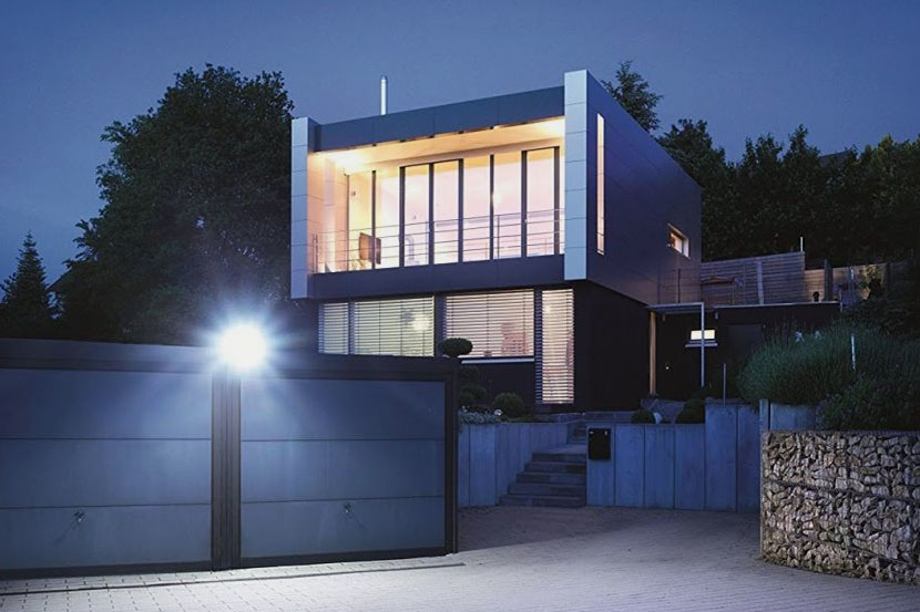 Best Outdoor Security Lighting Protect Your Home With Led Lights
