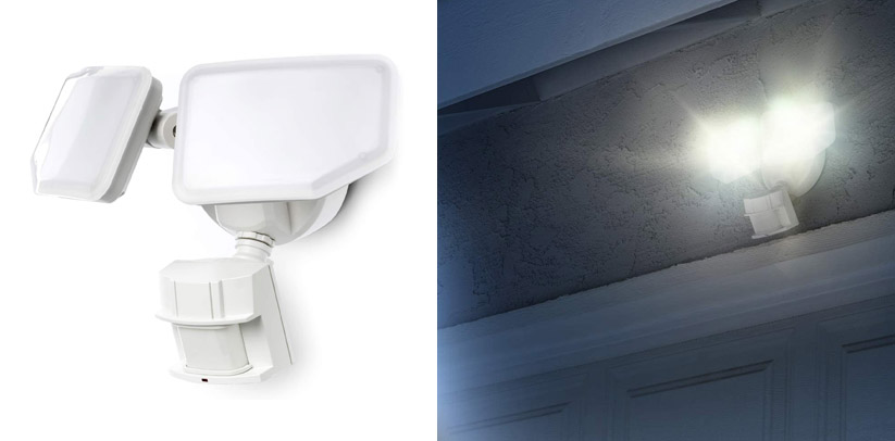 Home Zone Security Motion Sensor Security Light