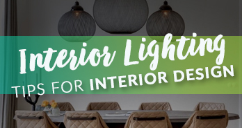 Interior Lighting Ideas Small Banner