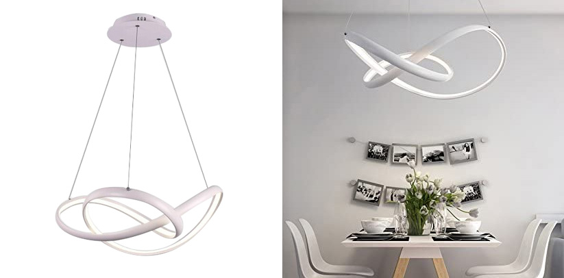LightInTheBox Chic Ring LED Modern Chandelier