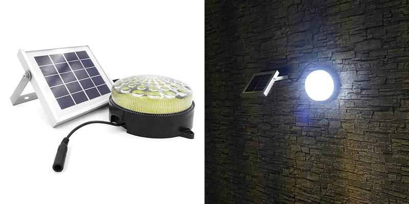 2. ROXY-G2 Solar Outdoor Indoor Lighting Kit