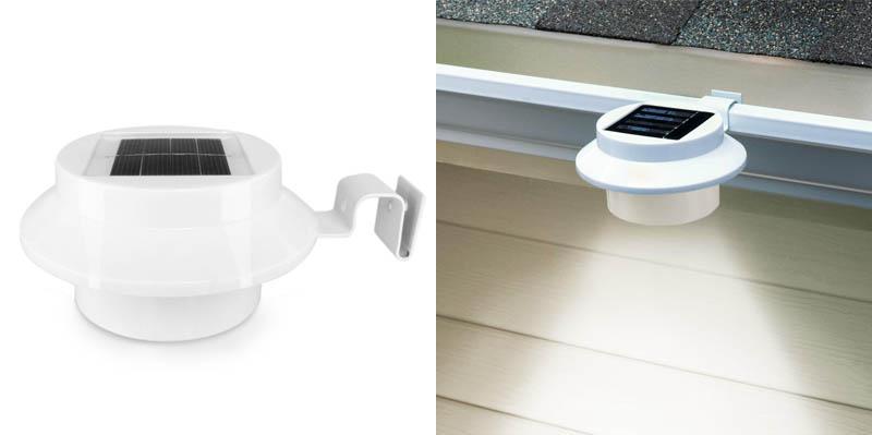 9. Flexzion Solar LED Light For Anywhere