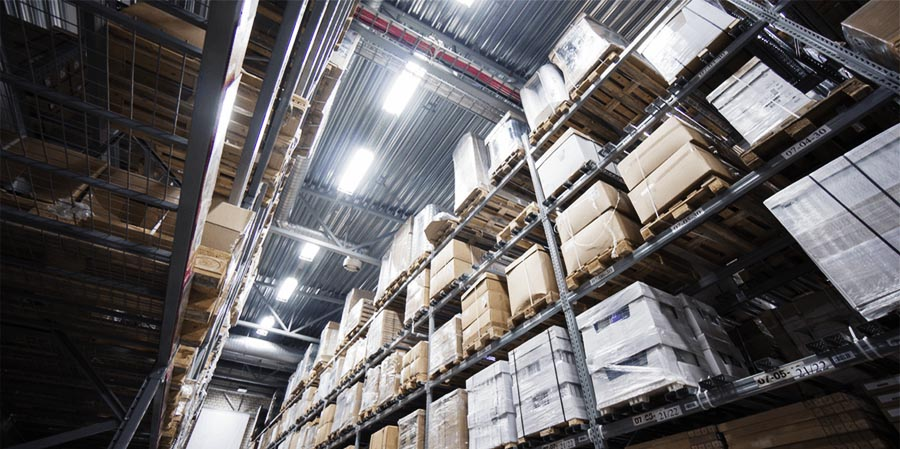 Best Brightness for Warehouse Lighting