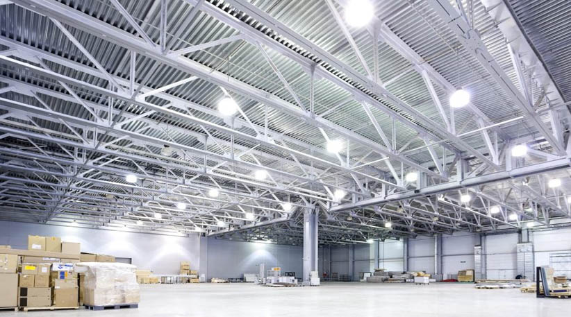 Best Led Warehouse Lighting High Bay Ufo