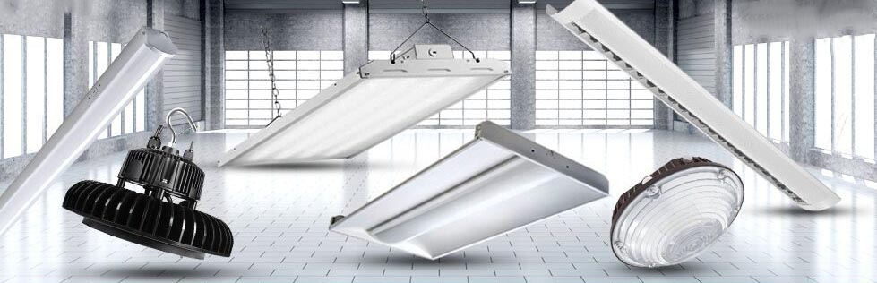 Different Types of Warehouse Lights