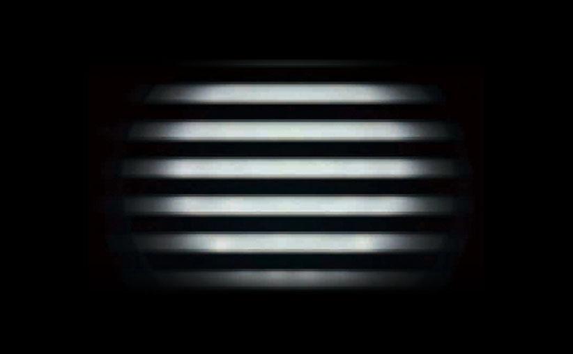 Example Of LED Flicker on Camera