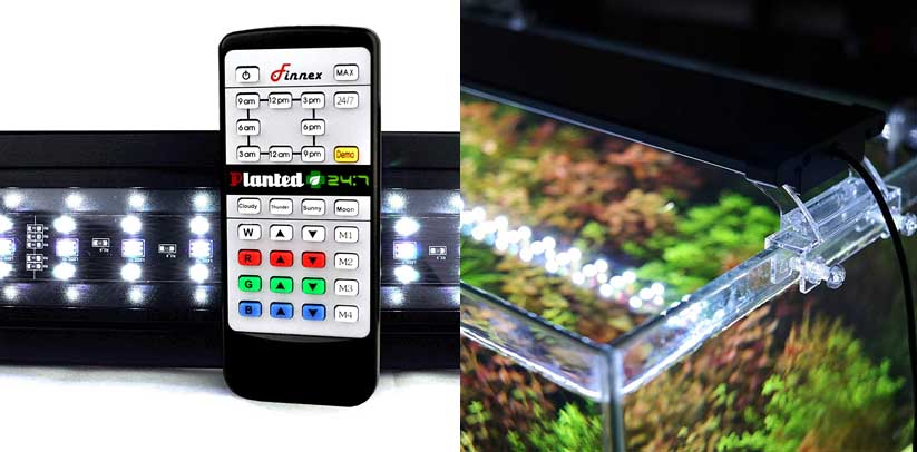 Finnex Planted 24 7 Fully Automated Aquarium LED Lighting