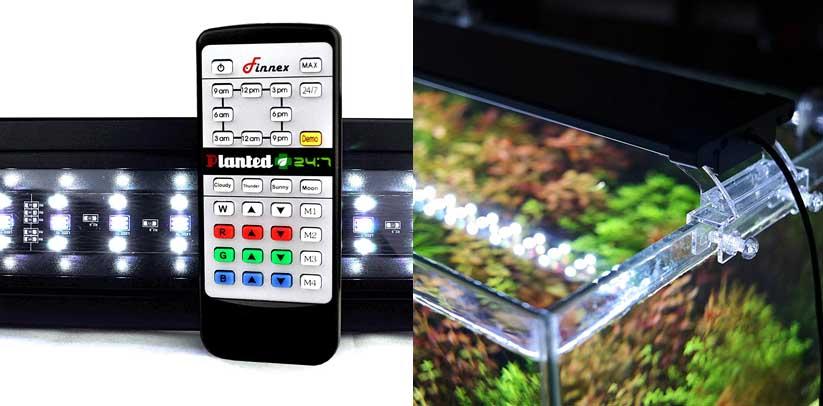Finnex Planted 24 7 Fully Automated Aquarium LED Lighting
