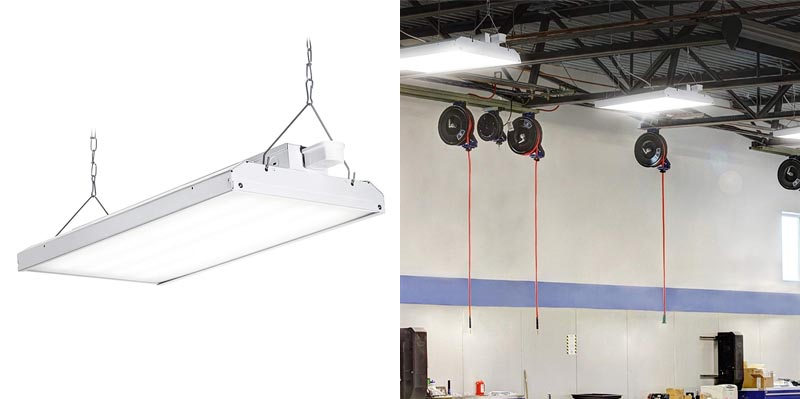 Hyperikon Motion Sensor LED 2FT High Bay Light