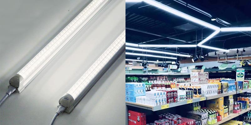 JESLED T8 8FT Integrated LED Tube Light