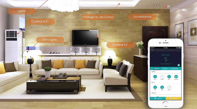 Benefits of Smart Lighting in The Home