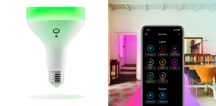 LIFX+ Night Vision Smart Bulb Review