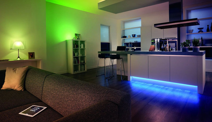 Philips Hue Light Strip Plus Review Smart Under Cabinet