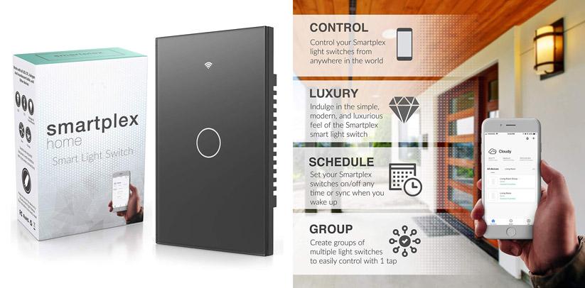Smartplex Home Light Switch Review