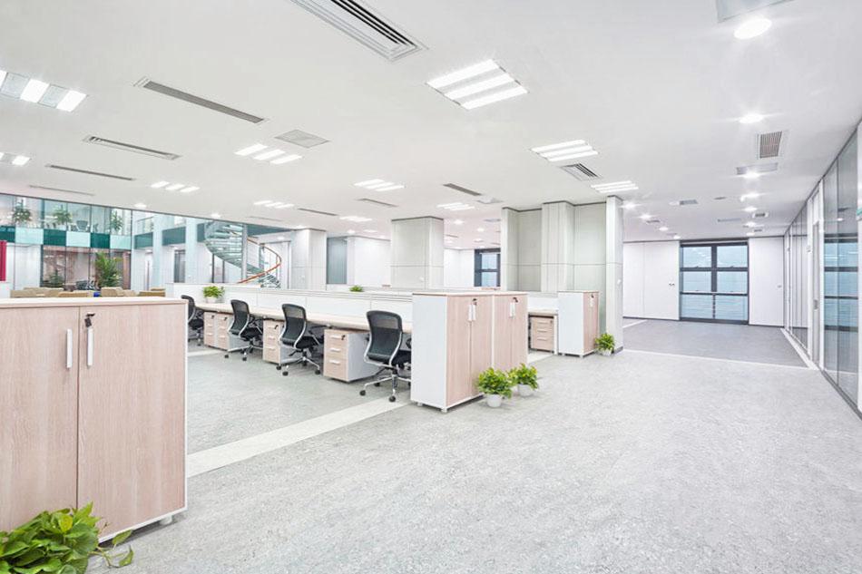 Using LED T8 8ft Tubes for Office Lighting