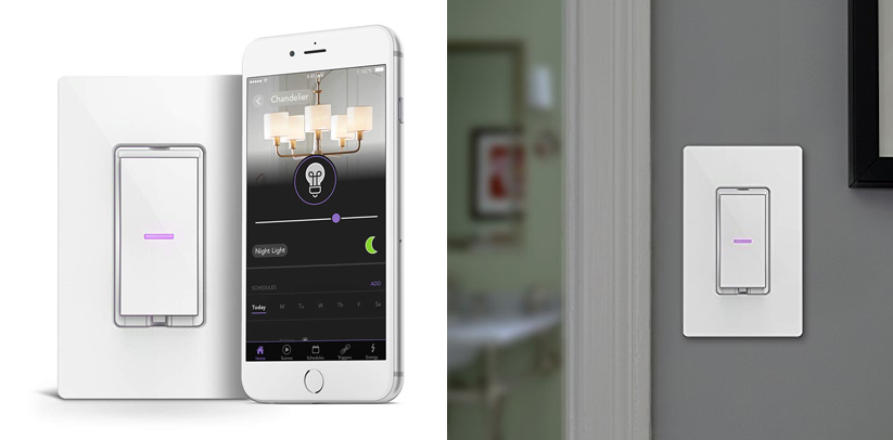 iDevices Smart Home Wall Light Switch