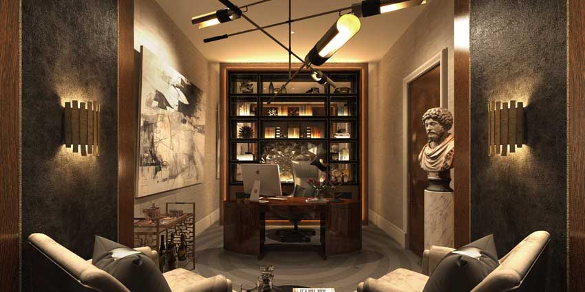 7 Home Office and Desk Lighting Ideas