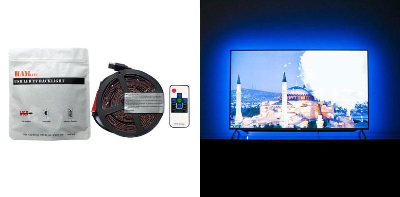 HAMLITE LED TV Backlight Kit