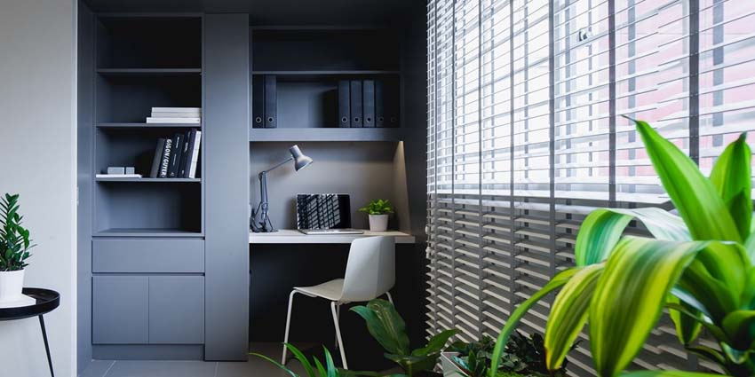 Home Office & Desk Lighting Ideas | 7 Ideas For Home ...