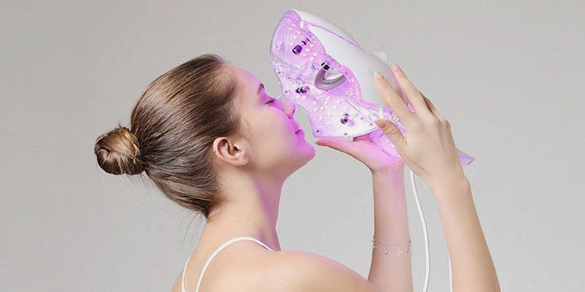LED Light therapy at home