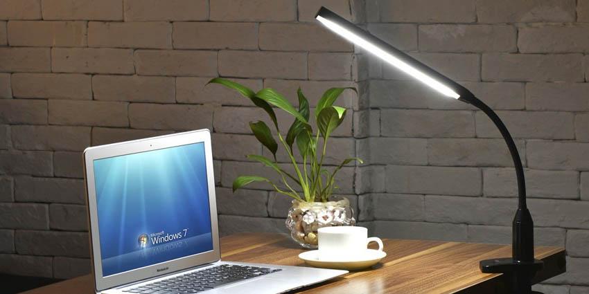 Lighting Ideas for Computer & Desk Work